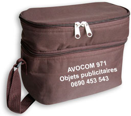 sac gouter isotherme publicitaire